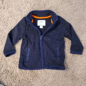 NWOT Old Navy 18-24m sweater/jacket
